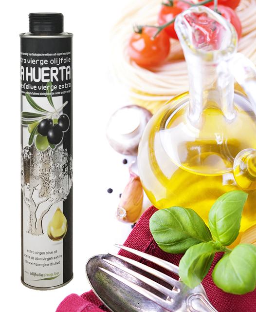 La Huerta olijfolie extra vierge 500ml