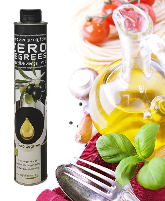 olijfolie extra vierge Zero Degrees