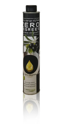Olive oil virgen extra ZERO DEGREES - 500ml