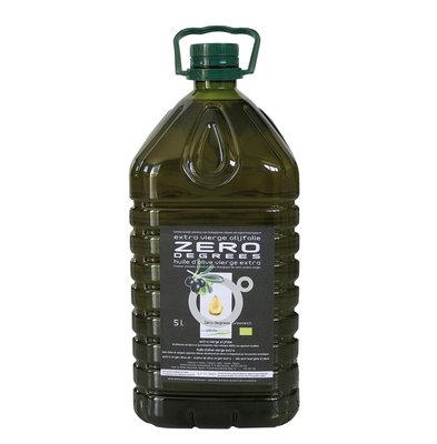 huile d'olive vierge extra ZERO DEGREES - bidon de 5 litre