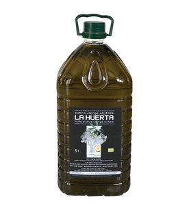 Olijfolie extra vierge LA HUERTA - bidon 5 liter